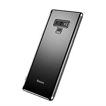 Baseus Glitter Serisi Samsung Galaxy Note 9 TPU Kýlýf Siyah