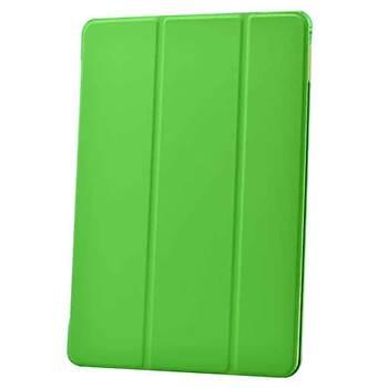 AntDesign Apple iPad 9.7 2017 Smart Cover Standlý Kýlýf Yeþil