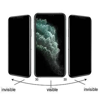 KinGcase Apple Ýphone 12 Pro Max Privacy Filtreli Ekran Koruyucu
