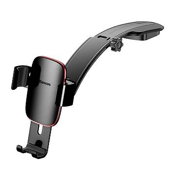 Baseus Metal Age Gravity Araç Torpido Üstü Telefon Tutucu Gri