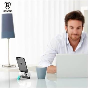 Baseus Stable Serisi Havalandýrma Araç Telefon Tutucu Siyah