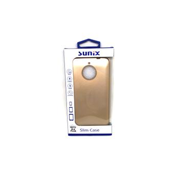 Sunix Lenovo Moto E4 Plus Kýlýf Gold