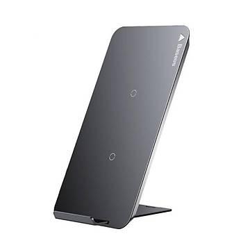 Baseus Qi Wireless Type-C Kablolu,Kablosuz Þarj Ve Telefon Standý