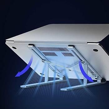 Lopard Wiwu S400 Macbook Laptop Standý Özel Yükseltici Aparat Metal Tasarým 10