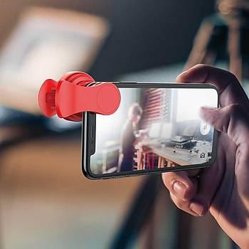Baseus Short Videos Balýk Gözü HD Telefon Kamera Lensi
