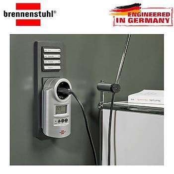 Brennenstuhl Primera-Line Watt Ve Akým Ölçer Pm 231 E Priz
