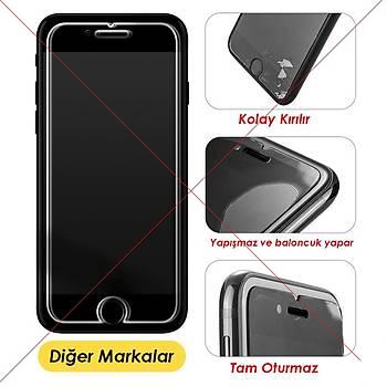 AntDesign Anti Blue Light iPhone 6/6S/7/8 Plus Cam Ekran Koruyucu