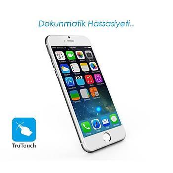 Piili 4D Full Screen Koruma iPhone 8 Plus Ekran Koruyucu Film