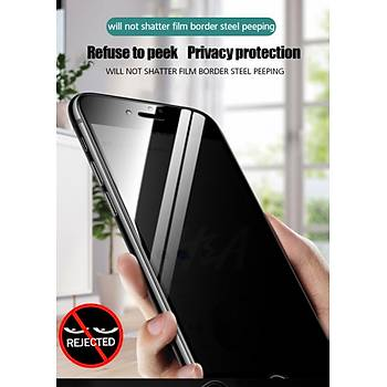 Piili Privacy Gizli Görünmez iPhone 6 Ekran Koruyucu Cam