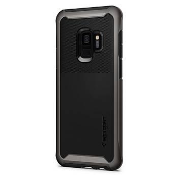 Samsung Galaxy S9 Spigen Neo Hybrid Urban Kýlýf Gunmetal