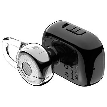 Baseus Encok A02 Serisi Mini Bluetooth Kulaklýk Siyah