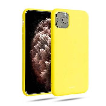 Roar All-Day Jelly Serisi Full Koruma iPhone 11 Pro Kýlýf Pembe