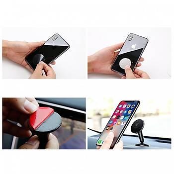 Baseus Evrensel Araç içi Ve Masaüstü Manyetik Telefon Tutucu