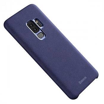 Baseus Original Alcantara Galaxy S9 Plus Kadife Tasarým Kýlýf