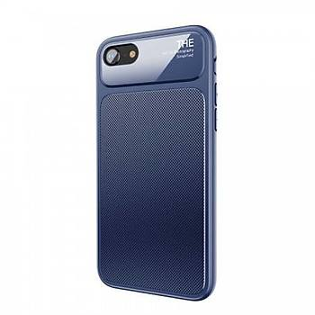 Baseus Knight Serisi Apple iPhone 7 / iPhone 8 Kýlýf Mavi
