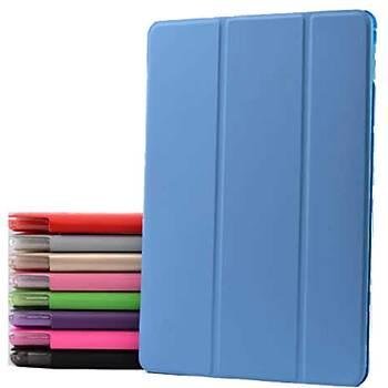 AntDesign iPad 2/iPad 3/iPad 4 Smart Cover Standlý Kýlýf Siyah