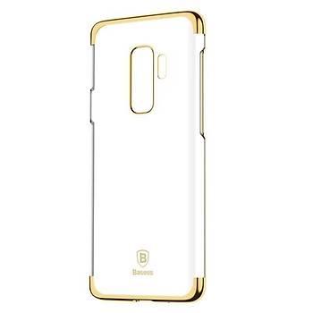 Baseus Glitter Serisi Samsung Galaxy S9 Plus TPU Kýlýf Gold