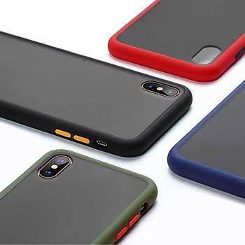Benks Magic Smooth Apple Ýphone XS Max 6.5 Kýlýf Blue