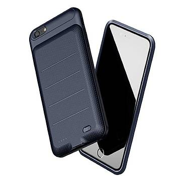 Baseus Ample Serisi iPhone 6 Plus/6S Plus 3600Mah Þarjlý Kýlýf