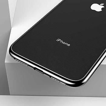 Benks Electroplating TPU Apple iPhone XS Kýlýf Gold