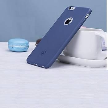 Hoco Juice Serisi iPhone 6 / iPhone 6S TPU Slikon Kýlýf Dark Blue
