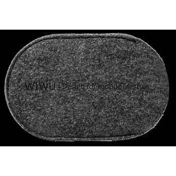 Wiwu F12 Type-C to Usb 5 Amper Hýzlý Þarj ve Data Kablosu Siyah