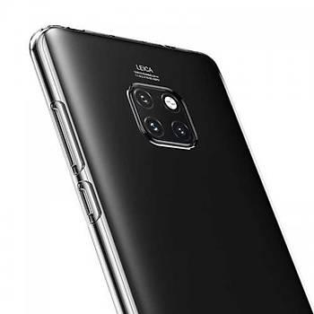 Baseus Simple Case Huawei Mate 20 Pro Kýlýf Þeffaf