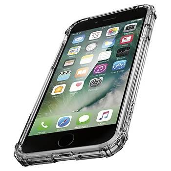 Spigen Crystal Shell iPhone 7 / iPhone 8 Kýlýf Dark Crystal
