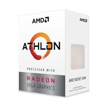 Amd Athlon 200Ge 3.2Ghz Am4 35W Ýþlemci