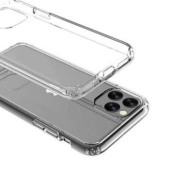 Benks Magic Crystal Apple iPhone 12 Pro Max 6.7 Airbag Þeffaf Kýlýf