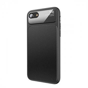 Baseus Knight Serisi Apple iPhone 7 / iPhone 8 Kýlýf Siyah
