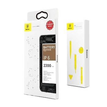 iPhone 6 Plus Baseus High Volume Telefon Bataryasý 3400 Mah
