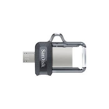 Sandisk Ultra Dual Drive 64Gb Otg M3.0 Usb Bellek