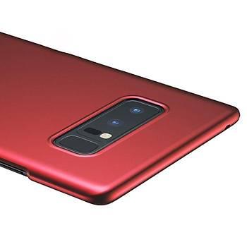 Baseus Samsung Galaxy Note 8 Thin Kýlýf Kýrmýzý
