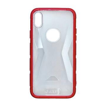 Lito Shockproof TPU Darbeye Dayanýklý iPhone X/XS 5,8 Kýlýf