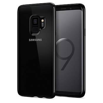 Samsung Galaxy S9 Spigen Ultra Hybrid Kýlýf Midnight Black