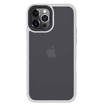 Benks Apple Ýphone 12 Pro Max Darbe Emici Hybrid Kýllýf