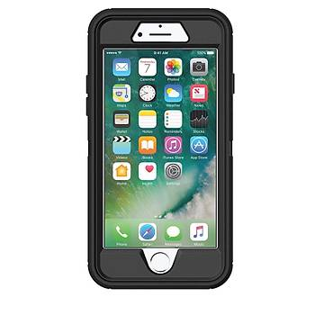 Otterbox Tam Koruma Darbeye Dayanýklý Defender iPhone 8 Kýlýf