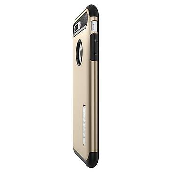 Spigen Slim Armor iPhone 7 Plus / 8 Plus Kýlýf Champagne Gold