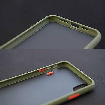 Benks Magic Smooth Apple Ýphone XR 6.1 Kýlýf Haki