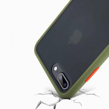 Benks Magic Smooth Serisi Apple iPhone 7-8 Kýlýf Green