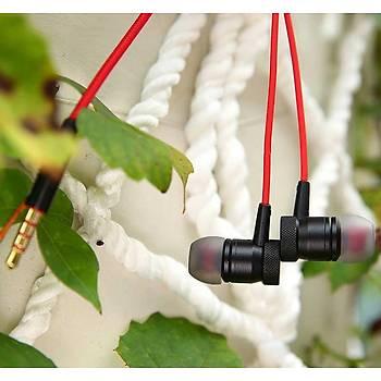 Xipin HX730 Kulak içi Stereo Kulaklýk 3.5 mm Jack Gri