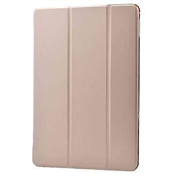 AntDesign Apple iPad Air Smart Cover Standlý Kýlýf Gold