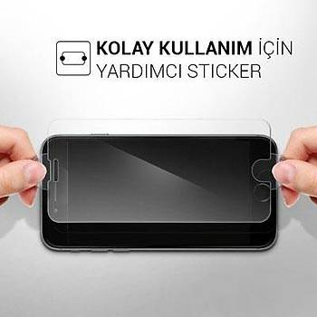 Spigen iPhone 8 / iPhone 7 / 6S / 6 Glas.Tr Cam Ekran Koruyucu
