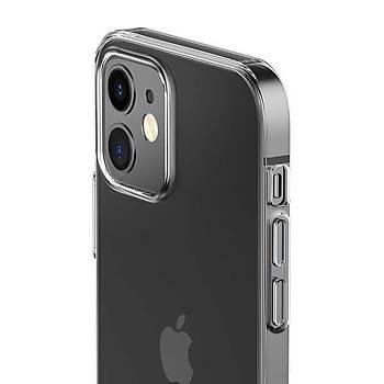 Benks TPU Transparan Apple iPhone 12 Mini Ýnce Kýlýf