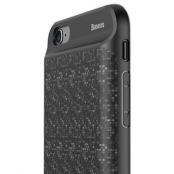 Baseus iPhone 7 / 8 2500 mAh Plaid Backpack Þarjlý Kýlýf