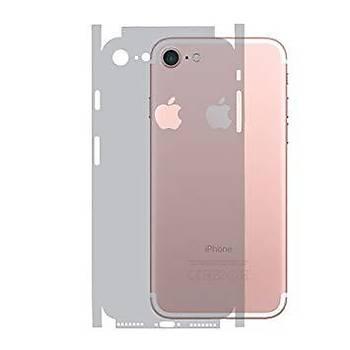 Piili iPhone 7 TPU Arka ve Yan Yüz Koruyucu Film