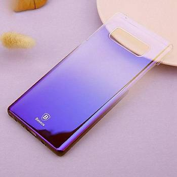 Baseus Samsung Galaxy Note 8 Glaze Kýlýf Siyah