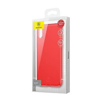 Baseus Simple iPhone X/XS 5.8 Soket Korumalý Transparan Kýlýf