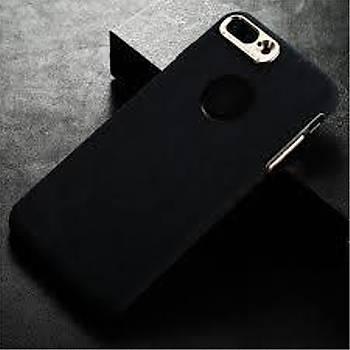 Baseus Genya Serisi Süet Kaplama Apple iPhone 7 Plus Kýlýf Siyah